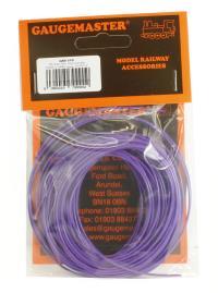 10m Wire - purple