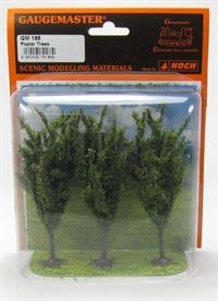 Trees - 3 x Poplar