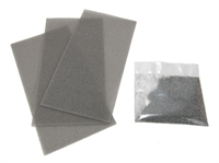 Grey point & crossing underlay kit for use with GM201