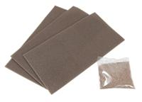 Brown point/crossing underlay kit