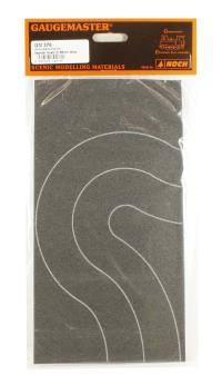 Tarmac road curves 68mm wide x 2
