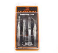 S/Steel Tweezers (4)