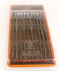 Budget Needle File Set