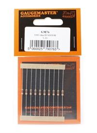Resistor 1K Ohm for LEDs (Pack of 10)
