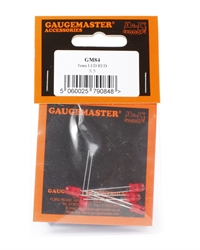 LED Red 5mm (Pack of 5)