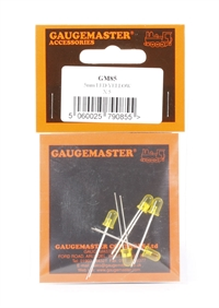 LED Yellow 5mm (Pack of 5)