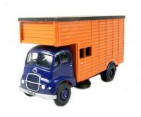 Guy Warrior horsebox with blue cab