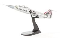 Lockheed TF-104 Starfighter USAF 58th TTW, 418th TFS Luke AFB 1976.