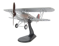Hawker Fury I Sqn Leader R H  Hamner