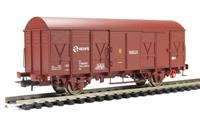 Wagon Cerrado Ore Renfe Epoca V