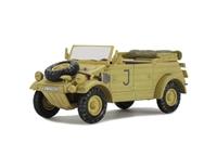 "VW Kubelwagen Type 82 Africa-Corps sPzAbt 501 HQ Company, Maintenance Service Unit, Tunisia 1943"""