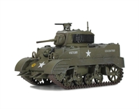 M5A1 US Light Tank E Rank Company 83rd Recon Battalion