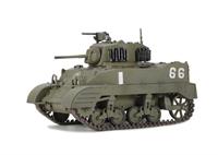 M5A1 US Light Rank ROC Army 3rd Company 1st Battalion