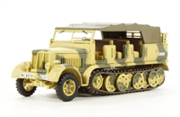 "Sd. Kfz.7 German 8 Ton Half Track ""WL-62176"", Anti-aircraft Battery, Luftwaffe, WWII"
