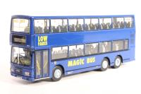 "Leyland Olympian Alexander RX d/deck bus ""Magic Bus, Manchester"" - Pre-owned - Like new"