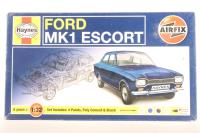 Haynes Ford Mk1 Escort - Pre-owned - imperfect box