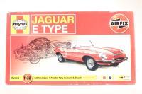 Haynes Jaguar E Type - Pre-owned - Like new