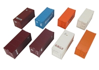 Set of 8 MATSON Containers
