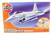 Euro Fighter Typhoon 'Quick Build' - New Tool for 2013