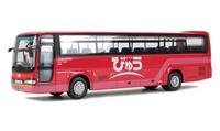 Hino Selega R Coach - JR Bus (WSL)
