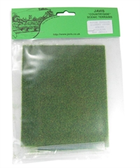 "Rough Terrain Mat - Spring Green - 15""  x 6"""