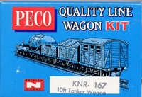 10ft Tank wagon kit