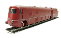 BR 05 003 DR Cab Forward DCC Sound. DCC Fitted. Era 2