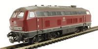 Diesel Loco BR 219 Red DB. Era 4