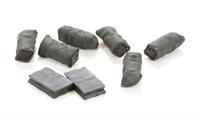 Coke sacks - full & empty