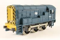 Class 09 Diesel Shunter. 09026 BR Blue (Chevron Ends) - Pre-owned - Couplers in box - Imperfect box