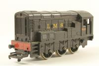 Class 08/09 7120 LMS Shunter - Pre-owned - sold as seen - missing one buffer from each end and rear coupling