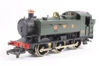 Class 94xx 9400 GWR Green - Pre-owned - Vac pipes missing - Small scratches on RH side of tank - Imperfect Box