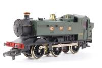 Class 94xx 9400 GWR Green - Pre-owned -missing one buffer - Replacement box