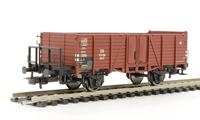 Open Goods Wagon with Brakeman's Cab, Om 21 DB Era 3