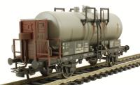 2 axled Tank Wagon DB Era III - weathered