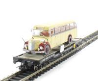 Flat Wagon OBB With Omnibus Graef+Stift Vers.3 . Era 4
