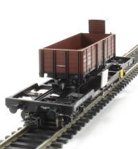 Well Wagon with Plank Wagon Load 'K905 STLB' ÖBB Ep.V