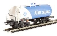 "4-axle Tank Wagon ""Aral"" DB Epoch 4/5"