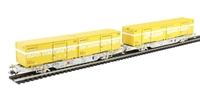 AAE Post Container Wagon-Set Nr.7 Era 5