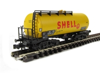 "4-Axle Tank Wagon 630 hl ""SHELL"" OBB Epoch 4"