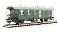 Passenger Coach 2nd Class Bi 1202 BADEN Epoch I