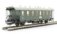 Passenger Coach 3rd Class Ci 13581 BADEN Epoch 1