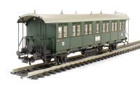 Passenger Coach 3rd Class Ci 13744 BADEN Epoch 1