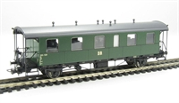 Passenger coach 4 wheel DR Epoch 3 (Bad 12)