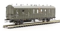 Passenger Coach 3rd Class, Cd 21 DRG Epoch 2