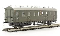 Passenger Coach 3rd Class Cd 21b DRG Epoch 2