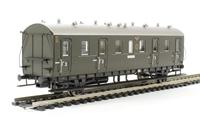 Passenger Coach 3rd Class Cdtr 21/31 DRG + Load Comp. Epoch II