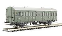 Passenger Coach 2nd Class B-21  21 005 Mz DB Epoch III
