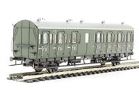 Passenger Coach 3rd Class, C-21, 43 314 Mz, DB Epoch III