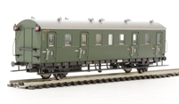 Passenger Coach 3rd Class Cd 21 DB with Rear Light Epoch III